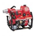 Motopompe Incendie Tsurumi V20FS de 6 à 40 m3/h entre 85 et 45 m HMT Tohatsu Essence - dPompe.fr