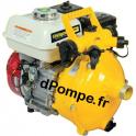 Motopompe Tsurumi DEF 5155 de 3 à 28,2 m3/h entre 58 et 15 m HMT Davey Pumps Essence - dPompe.fr