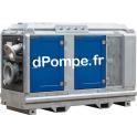 Motopompe BBA Pumps BA180E D315 de 110 à 710 m3/h entre 41 et 16 m HMT Diesel - dPompe.fr