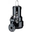 Pompe de Relevage Dilacératrice Tsurumi 50GY2.9 de 2 à 19 m3/h entre 18 et 1 m HMT Tri 400 V 0,9 kW - dPompe.fr