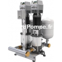Surpresseur 2 Pompes Ebara 2GPE EVMSG10 6N5/2,2 ETM EDM de 9 à 30 m3/h entre 63,5 et 29,5 m HMT Mono 230 V 2 x 2,2 kW