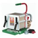 Filtre pour Liquides Alimentaires COLOMBO 12 de 300 à 500 L/h Mono 230 V 0,34 kW - dPompe.fr