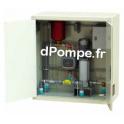 Gestionnaire Eau de Pluie AQUACOL 65/50 M de 0,6 à 4,8 m3/h entre 80,6 et 34,3 m HMT Mono 230 V 1,1 kW - dPompe.fr