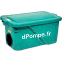 Dégrilleur Manuel PO/150 Polyester 4 m3/h DN 200 - dPompe.fr